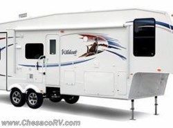 Used 2011  Forest River Wildcat 302RL by Forest River from Chesaco RV in Joppa, MD