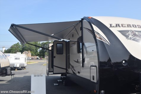 2018 Prime Time LaCrosse Luxury Lite 337RKT