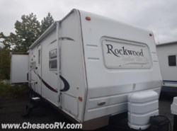 Used 2007  Forest River Rockwood 8318SS by Forest River from Chesaco RV in Joppa, MD