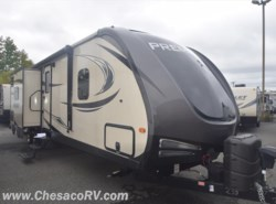Used 2017  Keystone Bullet PREMIER ULTRA LIGHT 34BHPR by Keystone from Chesaco RV in Joppa, MD