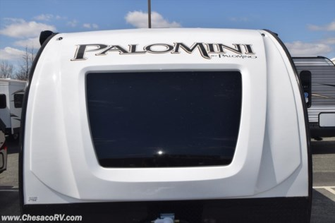 2018 Forest River PALOMINI 182SK