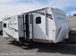 Used 2015  Forest River Rockwood Ultra Lite 2304DS by Forest River from Chesaco RV in Joppa, MD