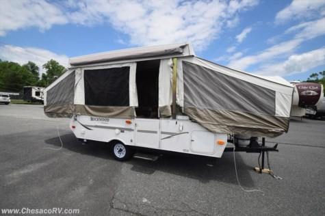 2008 Forest River Rockwood Rockwood Freedom / LTD 1910