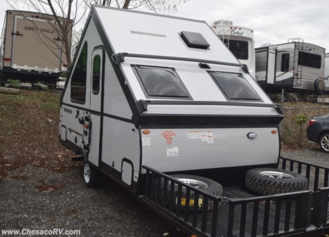 2019 Forest River Rockwood Hard Side Extreme Sports Package A122THESP