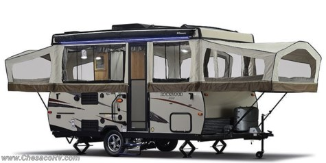 2019 Forest River Rockwood HW277