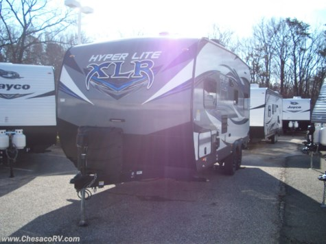 2019 Forest River XLR Hyperlite 19HFS