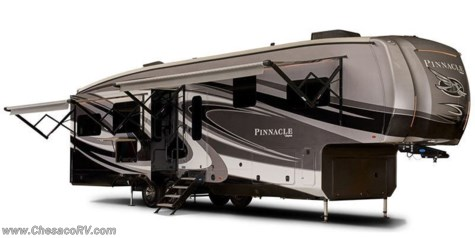 2019 Jayco Pinnacle 36KPTS