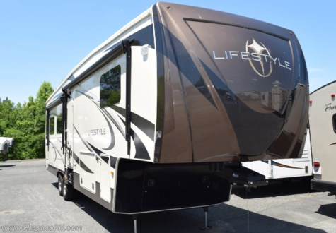 2015 Lifestyle Luxury RV Lifestyle LS36FW