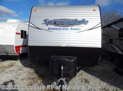 New 2017  Keystone Springdale Summerland 2200MB by Keystone from Chilhowee RV Center in Louisville, TN