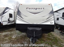 New 2017 Keystone Passport Ultra Lite Grand Touring 2520RL available in Louisville, Tennessee
