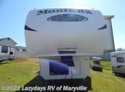 Used 2011 Keystone Montana Mountaineer 345DBQ available in Louisville, Tennessee