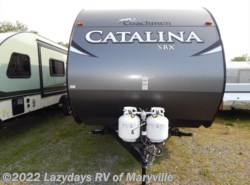 New 2018  Coachmen Catalina 221TBS by Coachmen from Chilhowee RV Center in Louisville, TN