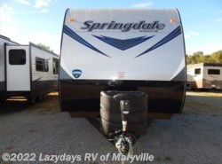 New 2018  Keystone Springdale 311RE by Keystone from Chilhowee RV Center in Louisville, TN