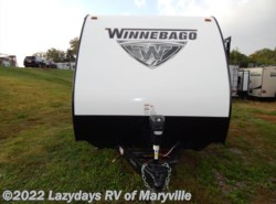 New 2018  Winnebago Micro Minnie 1808FBS by Winnebago from Chilhowee RV Center in Louisville, TN
