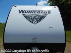 New 2019  Winnebago Micro Minnie 2108DS by Winnebago from Chilhowee RV Center in Louisville, TN