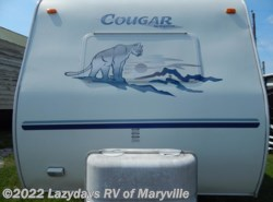 Used 2003  Keystone Cougar 280BH by Keystone from Chilhowee RV Center in Louisville, TN