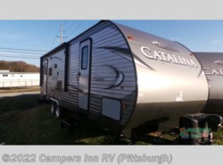 New 2017  Coachmen Catalina 263RLS by Coachmen from Campers Inn RV in Ellwood City, PA
