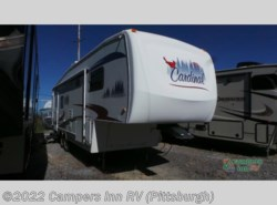 Used 2006  Forest River Cardinal 30LE by Forest River from Campers Inn RV in Ellwood City, PA