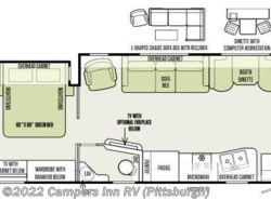 New 2017  Tiffin Allegro 36 LA by Tiffin from Campers Inn RV in Ellwood City, PA