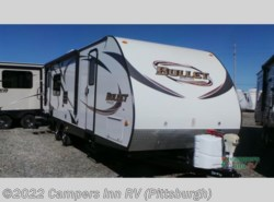 Used 2012  Keystone  KEYSTONE Bullet 284 RLS by Keystone from Campers Inn RV in Ellwood City, PA