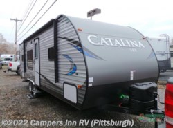 New 2018  Coachmen Catalina SBX 261BH by Coachmen from Campers Inn RV in Ellwood City, PA