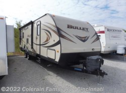 Used 2015  Keystone  Bullett 285RLS by Keystone from Colerain RV of Cinncinati in Cincinnati, OH