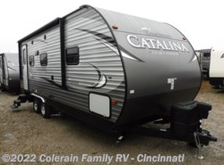 New 2017  Coachmen Catalina 223RBS by Coachmen from Colerain RV of Cinncinati in Cincinnati, OH