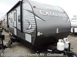New 2017  Coachmen Catalina 261BHS by Coachmen from Colerain RV of Cinncinati in Cincinnati, OH