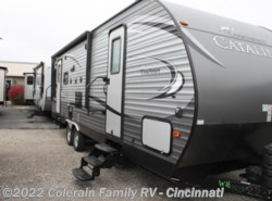 Used 2016  Coachmen Catalina 263RLS by Coachmen from Colerain RV of Cinncinati in Cincinnati, OH