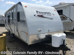 Used 2010  Keystone Passport 280BH by Keystone from Colerain RV of Cinncinati in Cincinnati, OH