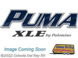 New 2018  Palomino Puma XLE 25TFC by Palomino from Colonia Del Rey RV in Corpus Christi, TX