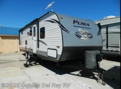 Used 2016  Palomino Canyon Cat 27RBSC by Palomino from Colonia Del Rey RV in Corpus Christi, TX