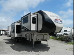 New 2018  Forest River Sandpiper 379FLOK by Forest River from Colonia Del Rey RV in Corpus Christi, TX