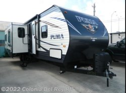 New 2018  Palomino Puma 32BHKS by Palomino from Colonia Del Rey RV in Corpus Christi, TX