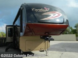 New 2018  Forest River Cardinal 3850RL by Forest River from Colonia Del Rey RV in Corpus Christi, TX
