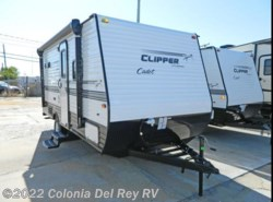 New 2018  Coachmen Clipper Cadet 17CFQ by Coachmen from Colonia Del Rey RV in Corpus Christi, TX