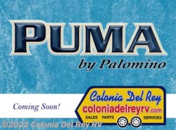 New 2019  Palomino Puma 39PFK by Palomino from Colonia Del Rey RV in Corpus Christi, TX
