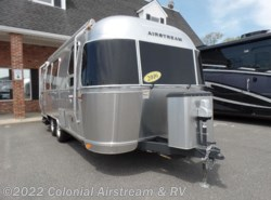 Used 2016  Airstream International Serenity 23FB Queen by Airstream from Colonial Airstream & RV in Lakewood, NJ