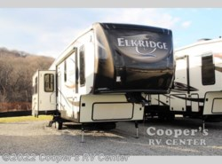 New 2016  Heartland RV ElkRidge 35TSRL by Heartland RV from Cooper's RV Center in Murrysville, PA