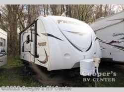 Used 2013  Keystone Premier Ultra Lite 19FBPR by Keystone from Cooper's RV Center in Murrysville, PA
