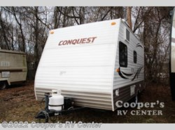 Used 2013  Gulf Stream Conquest Lite 16BHC by Gulf Stream from Cooper's RV Center in Murrysville, PA