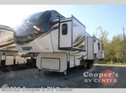 New 2017  Keystone Alpine 3500RL by Keystone from Cooper's RV Center in Murrysville, PA