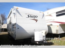 Used 2013  Jayco Jay Flight Swift 198RD by Jayco from Cooper's RV Center in Murrysville, PA