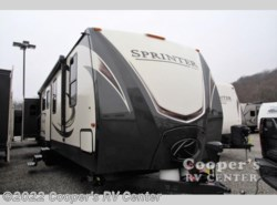 New 2017  Keystone Sprinter 332DEN by Keystone from Cooper's RV Center in Murrysville, PA