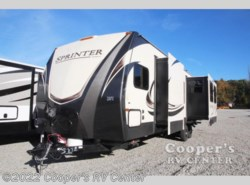 New 2017  Keystone Sprinter 312MLS by Keystone from Cooper's RV Center in Murrysville, PA
