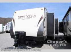 New 2017  Keystone Sprinter Campfire Edition 29BH by Keystone from Cooper's RV Center in Murrysville, PA