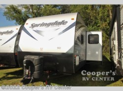 New 2018  Keystone Springdale 280BH by Keystone from Cooper's RV Center in Murrysville, PA