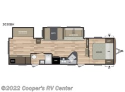 New 2018  Keystone  Summerland 3030BH by Keystone from Cooper's RV Center in Murrysville, PA