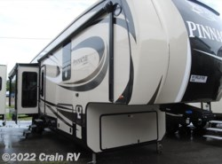 New 2017  Jayco Pinnacle 36FBTS w/Generator by Jayco from Crain RV in Little Rock, AR