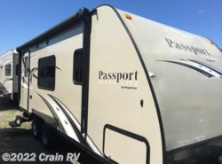 Used 2015  Keystone Passport 195RB by Keystone from Crain RV in Little Rock, AR